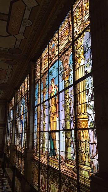 castelochapultepec-vitrais