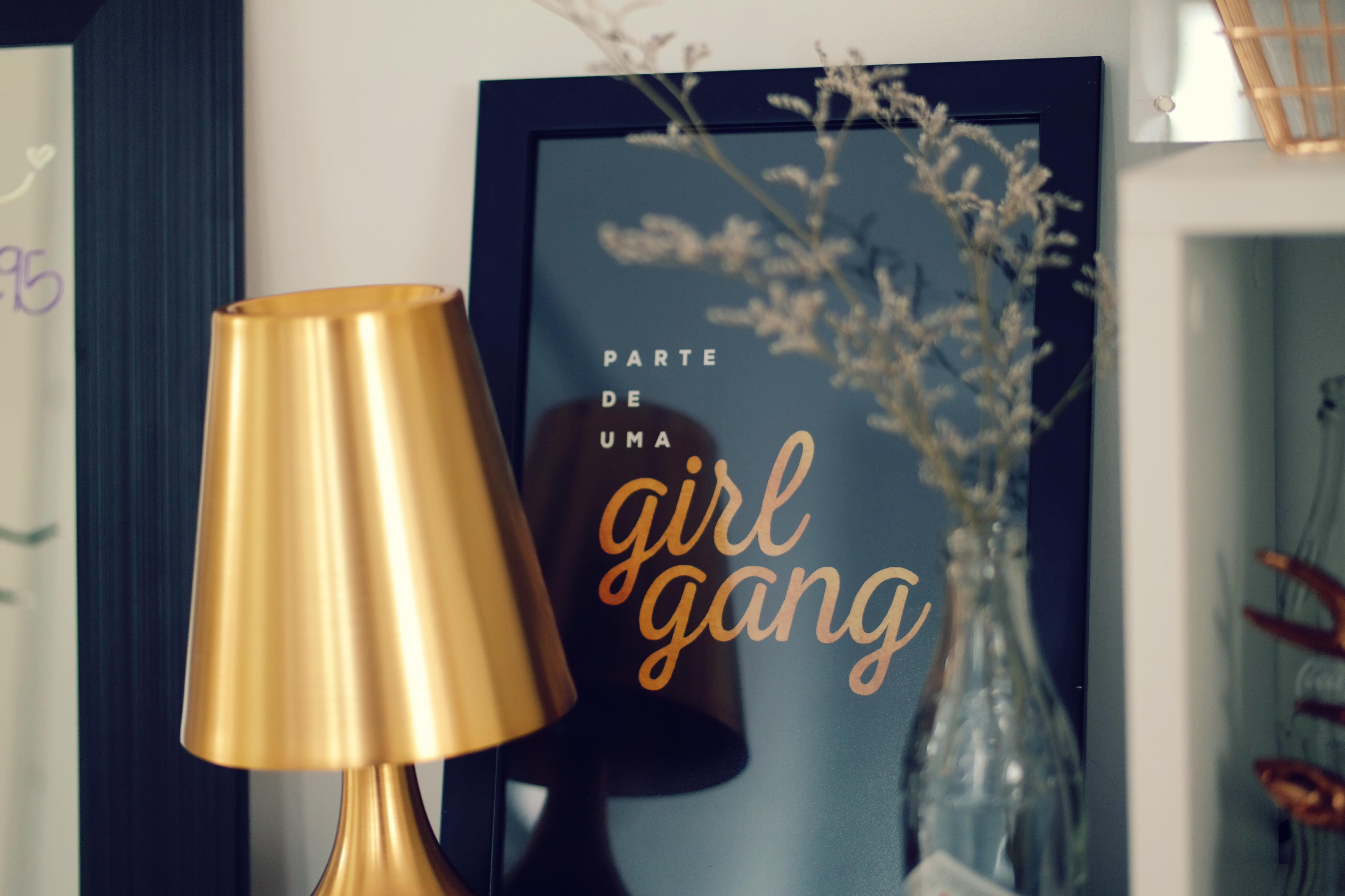 Loja Quadrinhos e Nao Repete Girl Gang