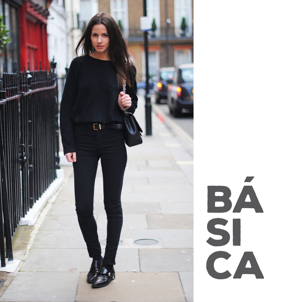 look-all-black-preto-estilo-basico