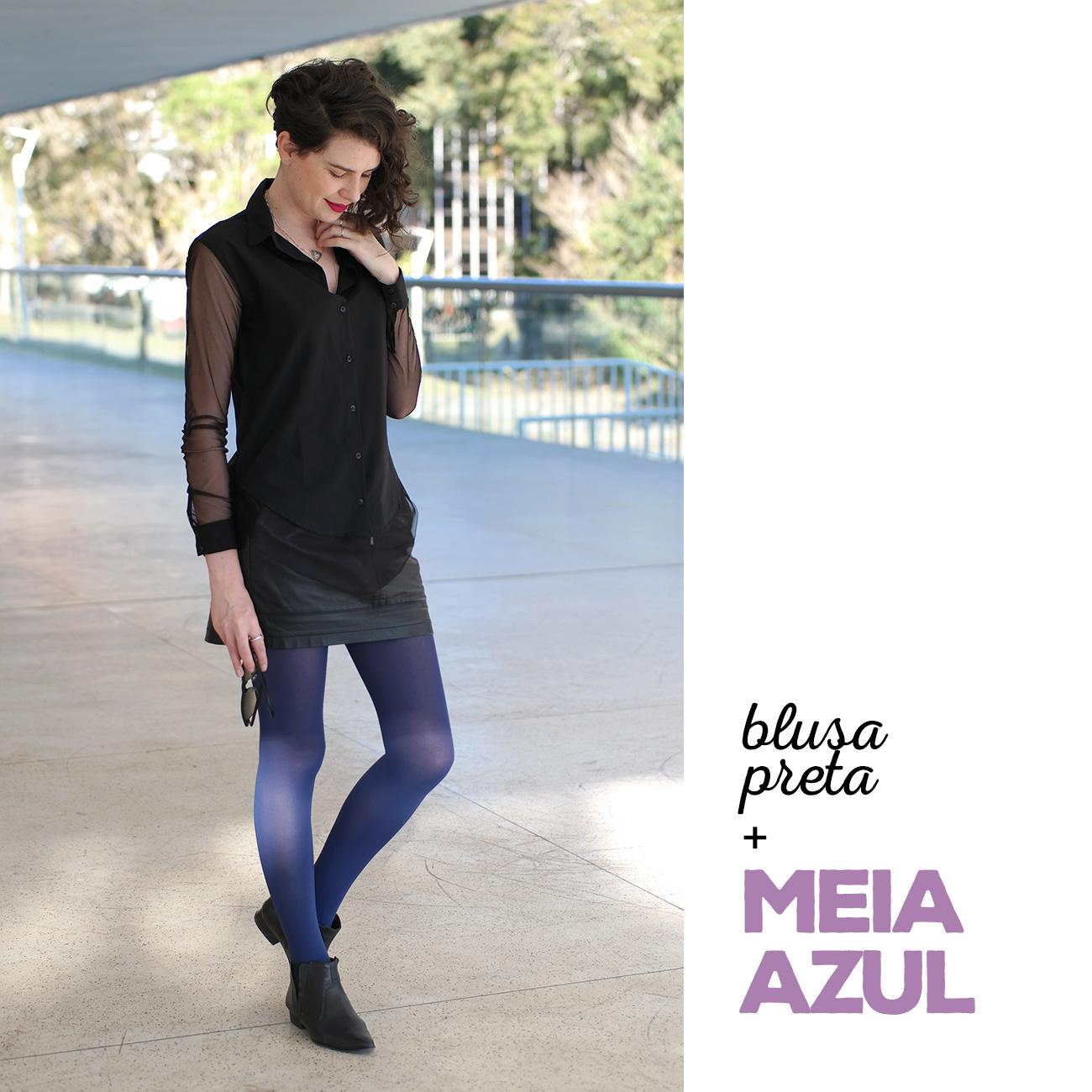 blusa-preta-meia-azul