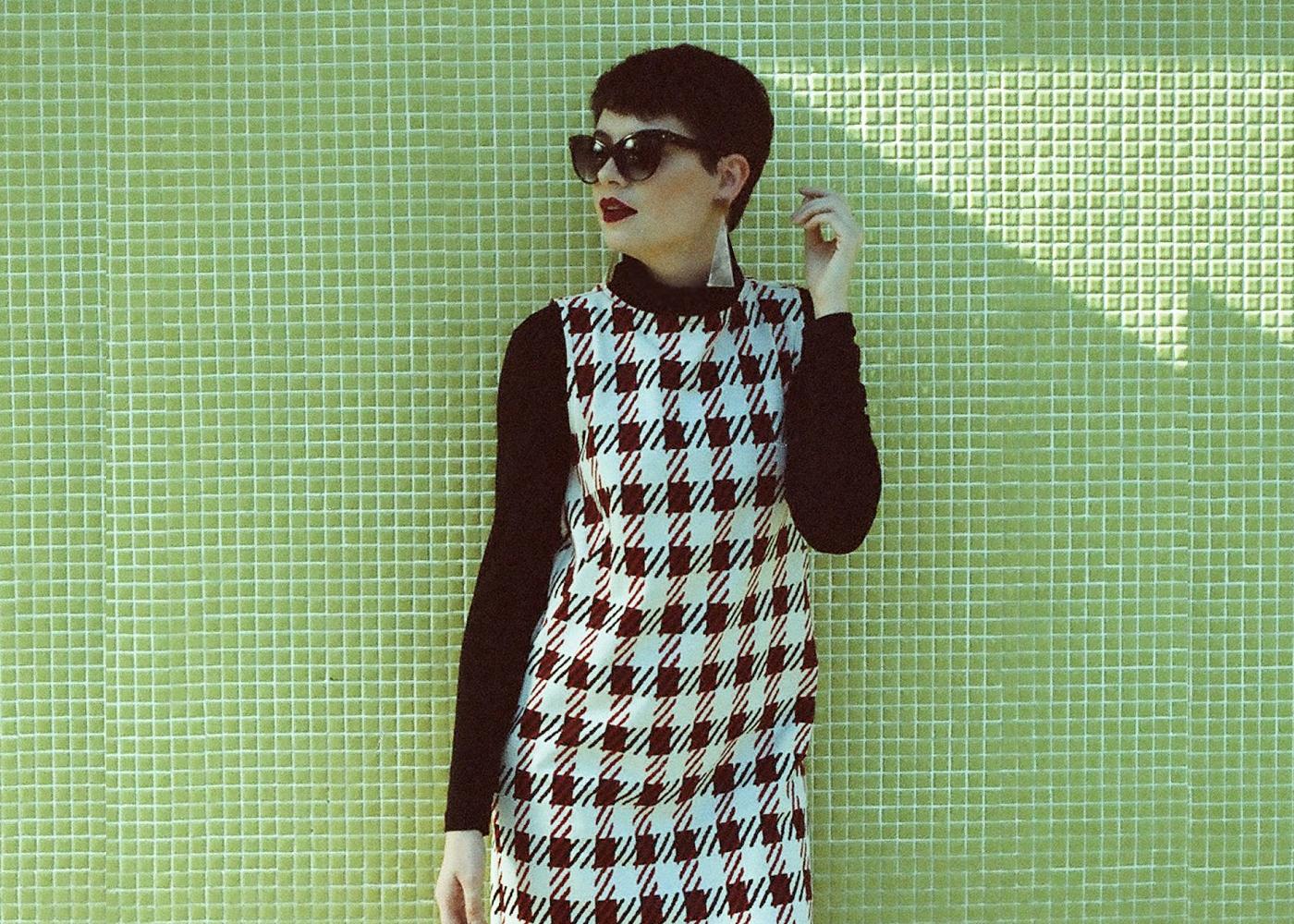 vestido-xadrez-vermelho